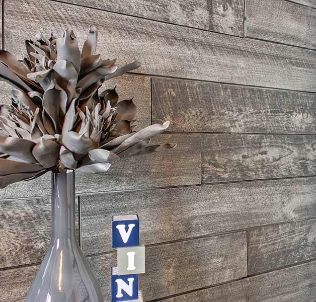 Revêtement mural en bois modèle Chrome